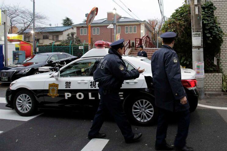Polícia japonesa deteve os pais da jovem