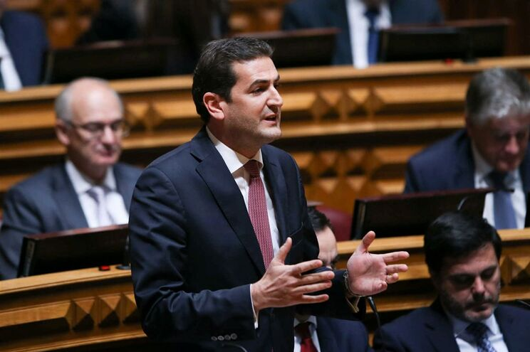 Hugo Soares, líder parlamentar do PSD