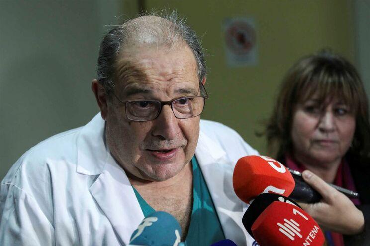 Eduardo Barroso, o médico que liderou a equipa que realizou a cirurgia a Marcelo Rebelo de Sousa