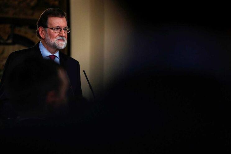 Primeiro-ministro espanhol, Mariano Rajoy