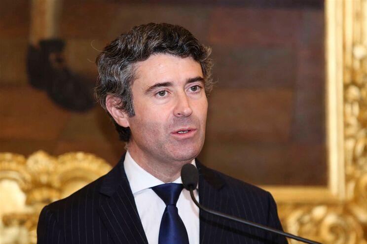 Secretário de Estado das Comunidades Portuguesas, José Luís Carneiro