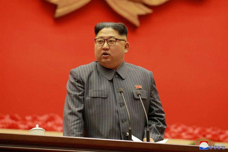 Líder Kim Jong-un