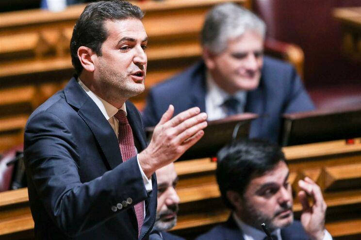 Líder parlamentar do PSD, Hugo Soares