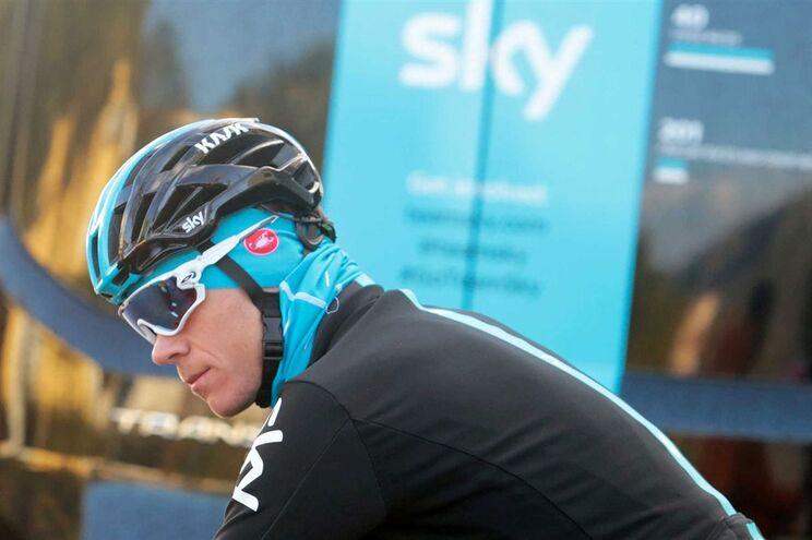 Presidente da UCI espera que Sky suspenda Froome até resolver caso de doping