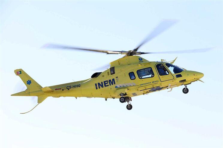 INEM quer alugar quatro helicópteros durante quatro anos por 45 milhões