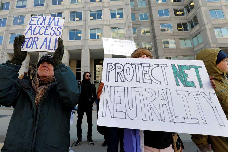 Protesto em Washington