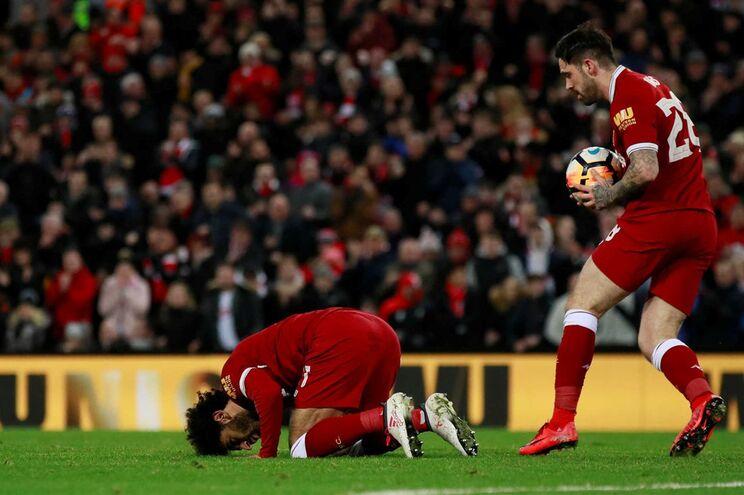 Liverpool foi afastado da Taça de Inglaterra pelo West Bromwich