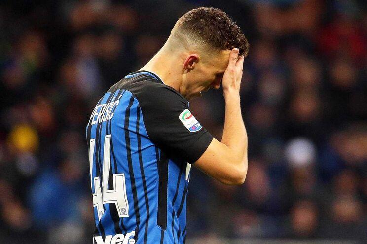 Inter voltou a tropeçar ao empatar com o Crotone em San Siro
