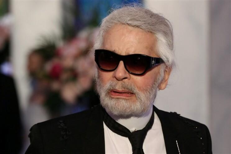 """Karl Lagerfeld: """"Se não querem que vos baixem as calças, não sejam modelos!"""""""