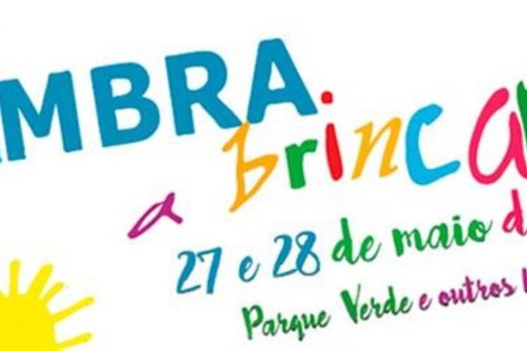 """""""Coimbra a Brincar"""" com mais de cem atividades gratuitas"""