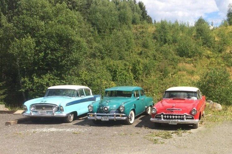 O curioso Clube dos Packard mortos na Noruega