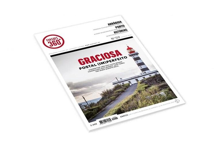 Evasões 360: Viagem pela desconhecida ilha da Graciosa