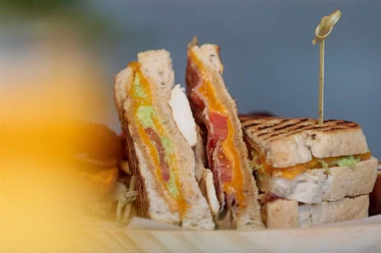 Porto: Abriu um café junto à praia com comida saudável