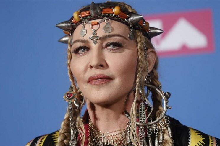 Madonna assinala nova exposição de Paula Rego