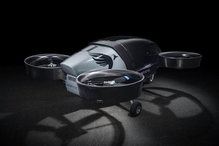 Este táxi voador autónomo vai tornar as viagens aéreas mais rápidas