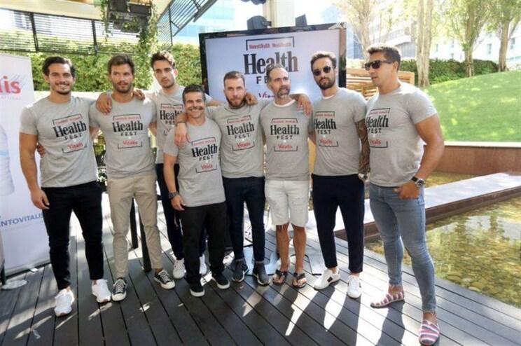 """Health Fest: treinos, workshops e música no festival da Men""""s e Women""""s Health"""