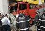 Seis bombeiros feridos em despiste com veículo dos Sapadores de Lisboa