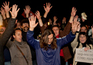 Protesto pacífico contra violência da PSP