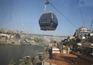 Teleférico de Gaia: turistam acham caro e preferem barco ou autocarro