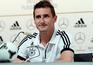 """Klose quer vitória da Alemanha sobre Portugal como """"prenda"""" de aniversário"""