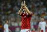 Bendtner multado em 100 mil euros por mostrar cuecas
