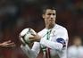 Cristiano Ronaldo entre os melhores marcadores