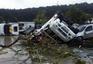 Tornado de Silves  foi devastador e teve rajadas até 270 km/hora