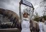 Mundo na rua para exigir ação contra mudanças climáticas