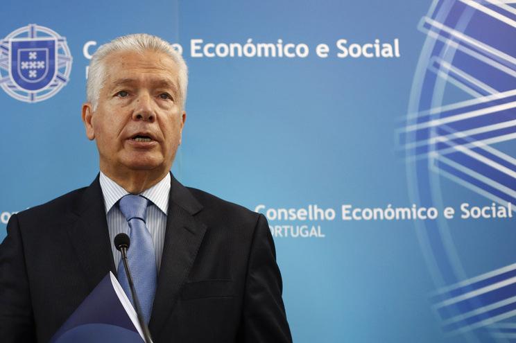 Presidente da Confederação Empresarial de Portugal (CIP), António Saraiva