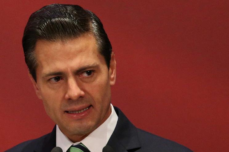 Enrique Peña Nieto, presidente do México