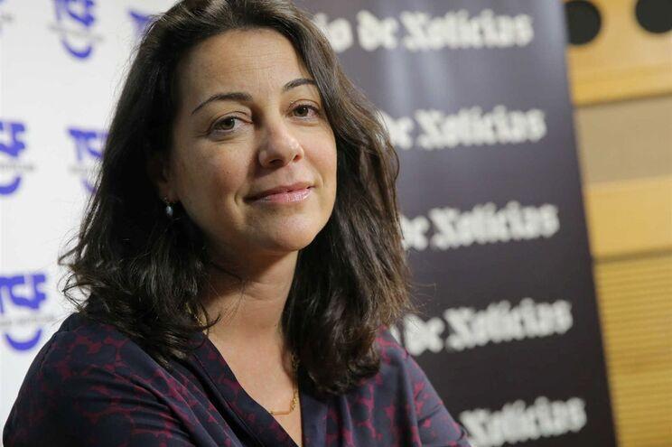 Sofia Colares Alves, representante da Comissão Europeia em Portugal