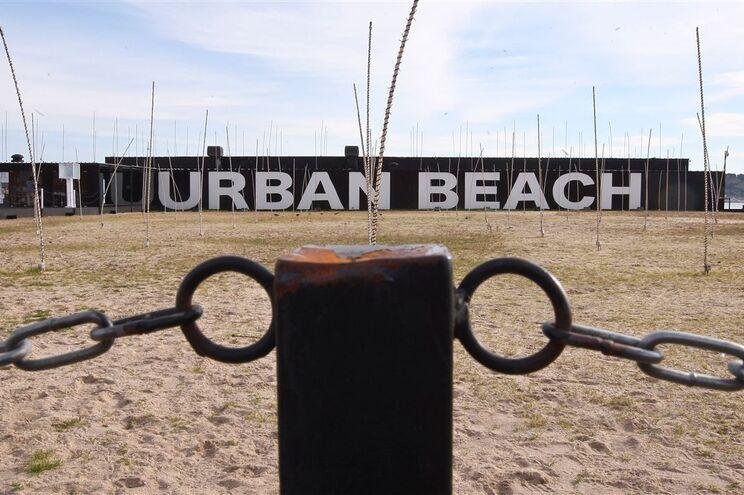Urban Beach, em Lisboa