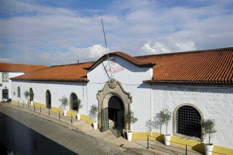 Instalações da Real Companhia Velha, em Vila Nova de Gaia