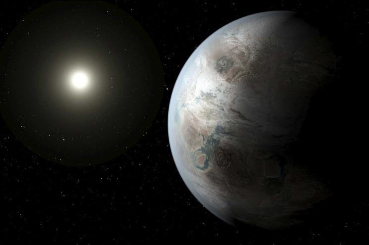 """Investigadores usam inteligência artificial para """"medir"""" exoplanetas"""