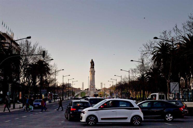 Crime aconteceu na Avenida da Liberdade, em Lisboa