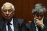 O primeiro-ministro, António Costa, e o ministro de Estado e das Finanças, Mário Centeno