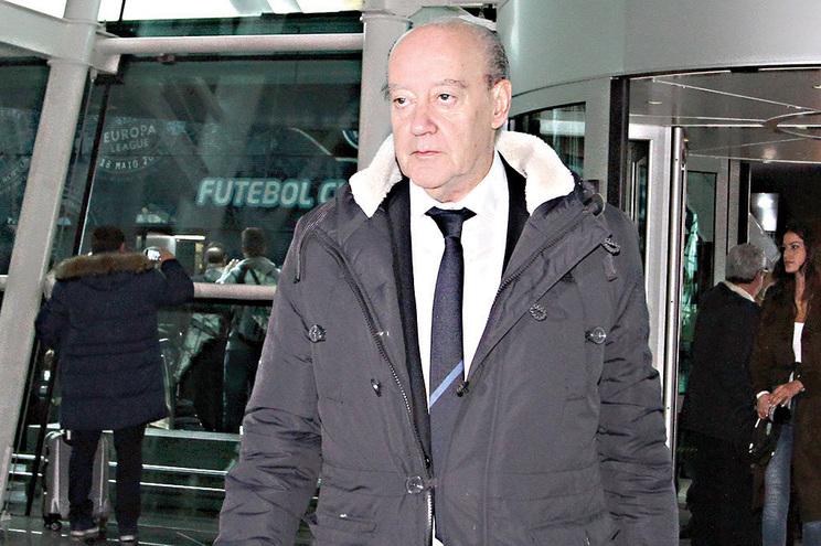 Pinto da Costa confiante na missão do F.C. Porto em Londres