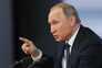 """Putin diz ser """"fácil"""" negociar com sírios e norte-americanos"""