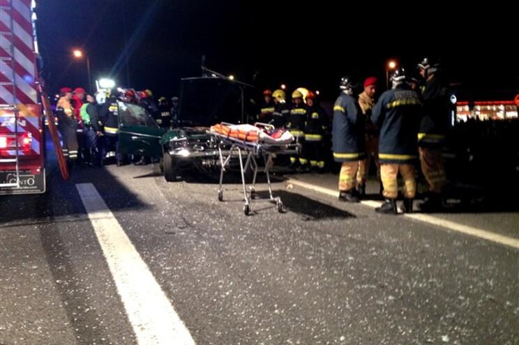 """Cinco mortes em 612 acidentes durante o """"Ano Novo"""""""