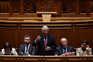 Gabinetes de Costa e Passos em silêncio sobre reunião no parlamento
