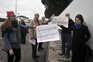 Clientes do Banif protestam junto à presidência do Governo dos Açores