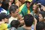 Aécio Neves, do PSDB, terá sido beneficiário de um esquema de desvio de dinheiro