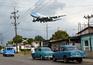 """Estas imagens do """"Air Force One"""" estão a correr o mundo"""
