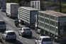 Marcha lenta dos camionistas foi suspensa