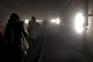 Câmaras filmaram outro suspeito do ataque ao metro em Bruxelas