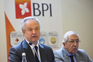 Fernando Ulrich, presidente do BPI