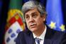 Ministro das Finanças, Mário Centeno, após a reunião do Conselho de Ministros