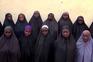 Vídeo gravado em dezembro com as meninas raptadas pelo grupo