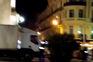 O momento em que a polícia abateu o suspeito de Nice