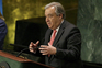 epa05422304 Candidate for the post of United Nations Secretary-General Antonio Guterres, former UN High